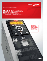 VLT Midi Drive FC 280 Broschüre